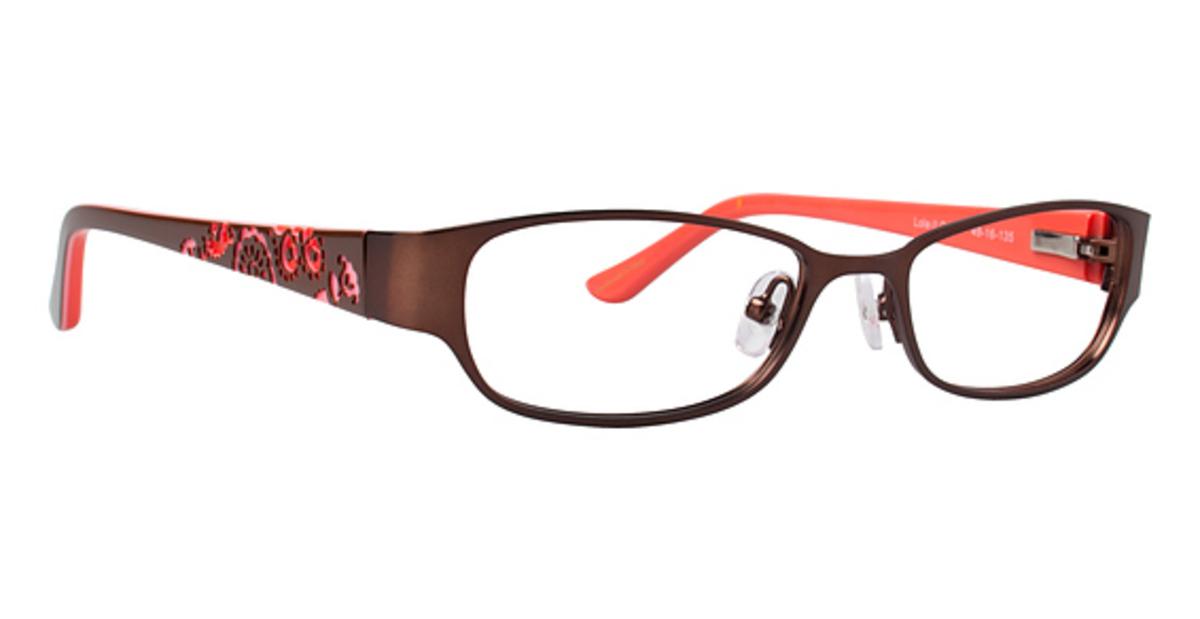 vera bradley vb chelsea eyeglasses frames