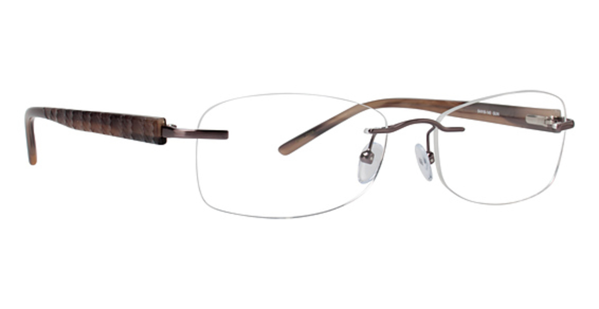 Totally Rimless TR 205 Eyeglasses Frames