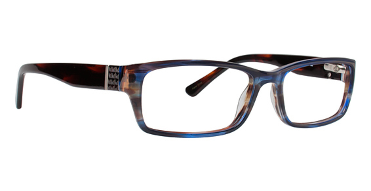 c701e98d515 Argyleculture by Russell Simmons Evans Eyeglasses Frames