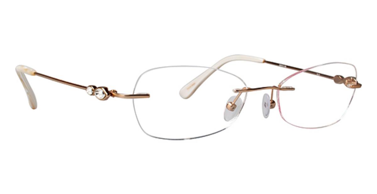 Totally Rimless TR 190 Eyeglasses Frames
