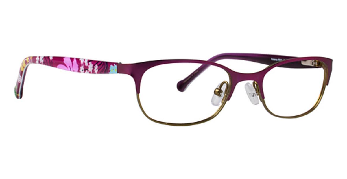Eyeglass Frame V2020 : Vera Bradley VB Misty Eyeglasses Frames