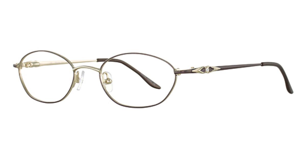 Marchon Tres Jolie 116 Eyeglasses Frames