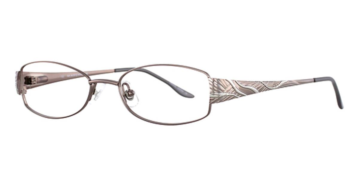 Marchon Tres Jolie 140 Eyeglasses Frames