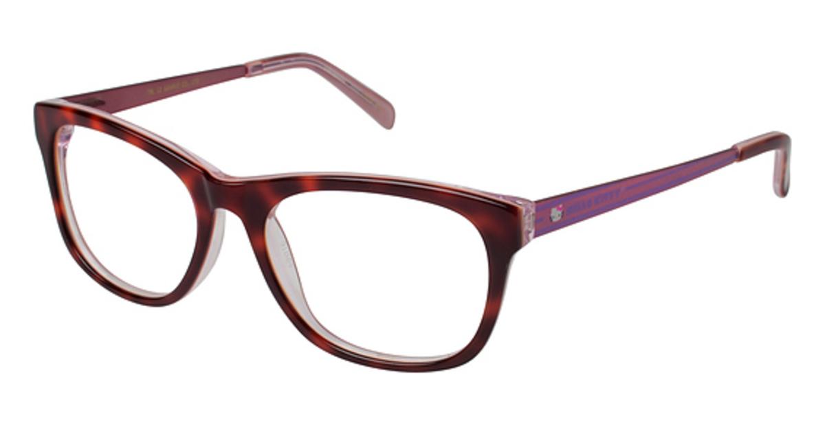 Glasses Frames Hk : Hello Kitty HK 221 Eyeglasses Frames