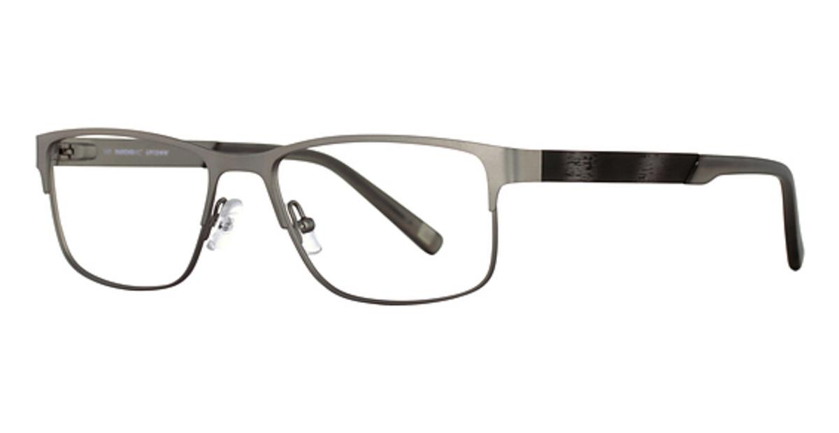 Marchon M-PUBLIC Eyeglasses Frames