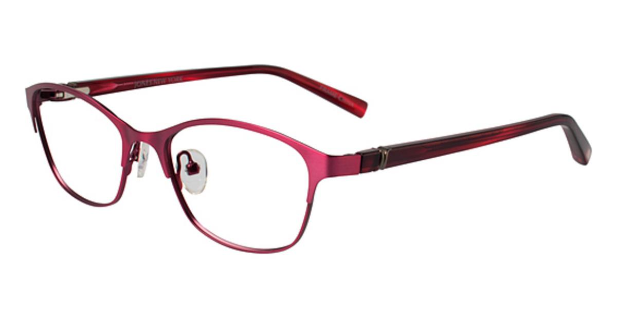 Eyeglass Frames Jones New York Petite : Jones New York Petite J138 Eyeglasses Frames