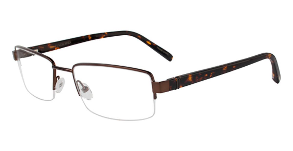 Glasses Frame Repair York : Jones New York Men J348 Eyeglasses Frames