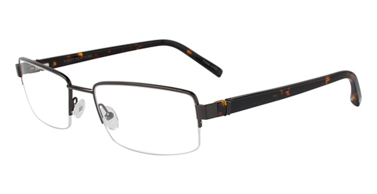 Eyeglass Frames New York : Jones New York Men J348 Eyeglasses Frames