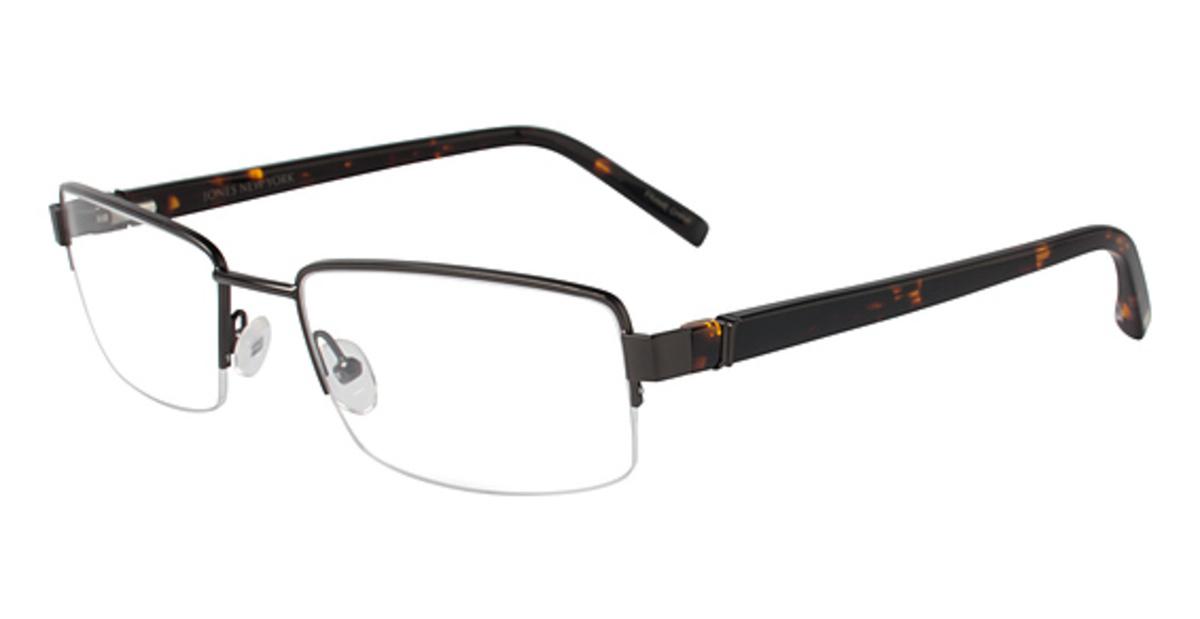 Jones New York Men s Eyeglass Frames : Jones New York Men J348 Eyeglasses Frames