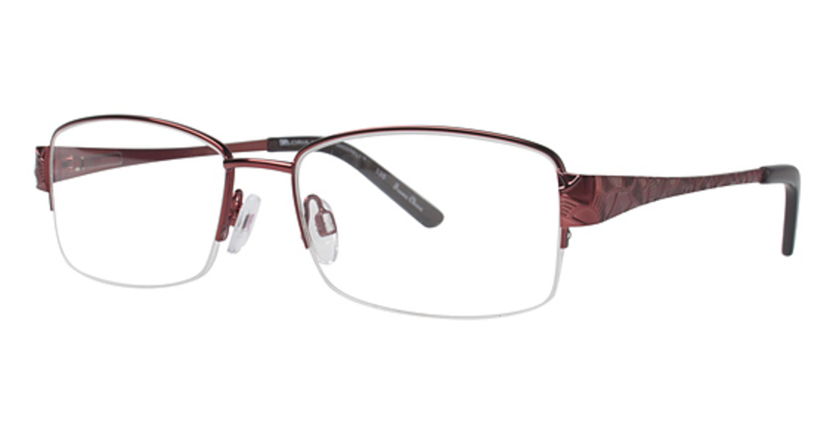 Eyeglass Frames Gloria Vanderbilt : Gloria Vanderbilt Gloria By 4033 Eyeglasses Frames