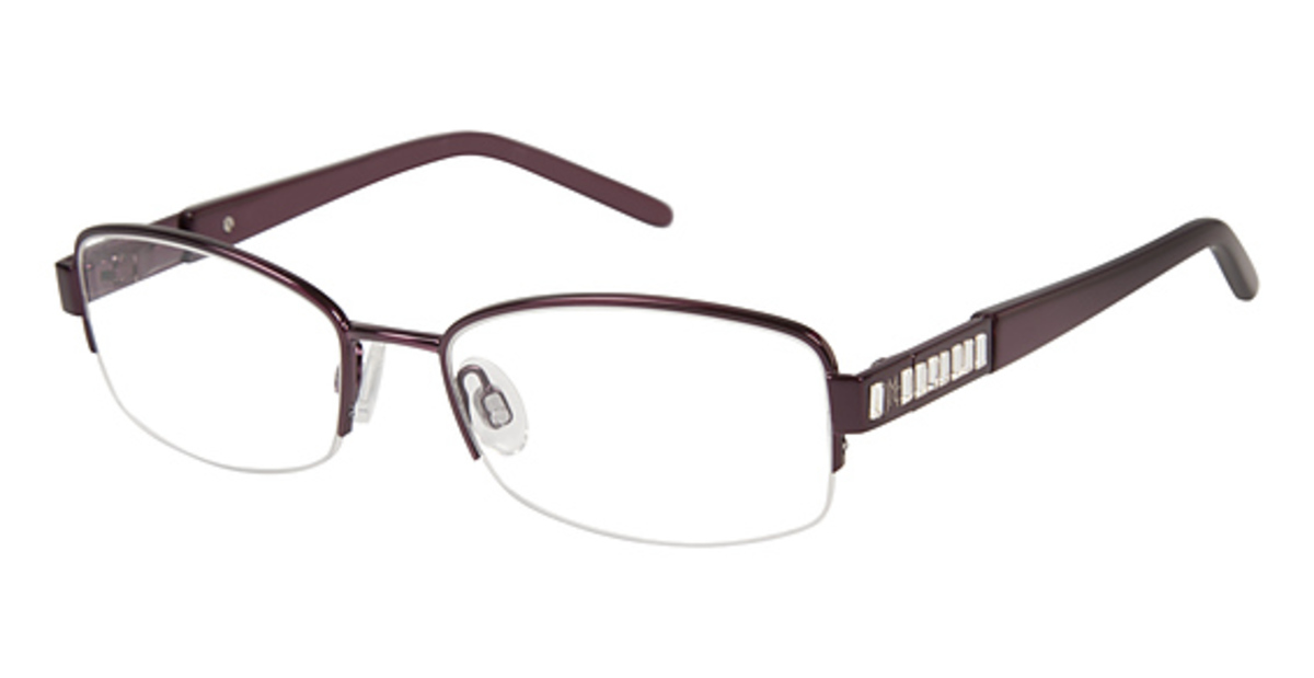 Jessica Mcclintock Eyeglass Frames 049 : Jessica McClintock JMC 053 Eyeglasses Frames