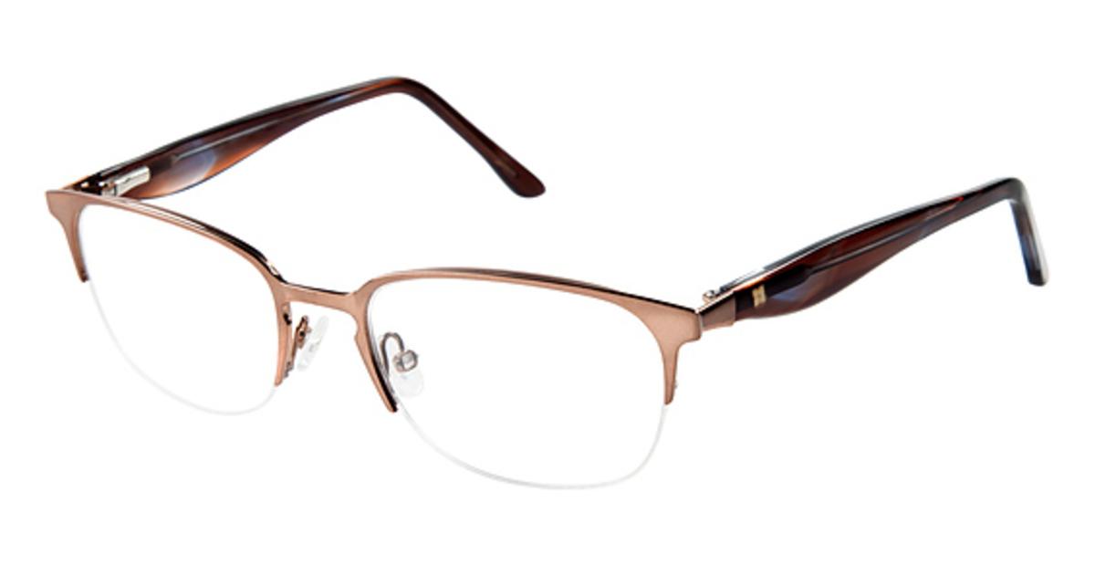 BCBG Max Azria Evette Eyeglasses Frames