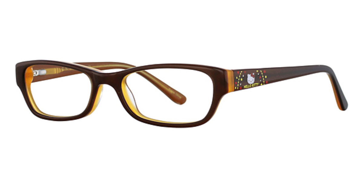 Glasses Frames Hk : Hello Kitty HK 241 Eyeglasses Frames
