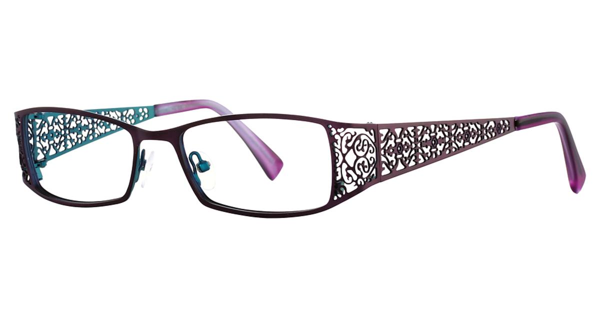 09d8a6942d17 Vivian Morgan 8031 Eyeglasses Frames