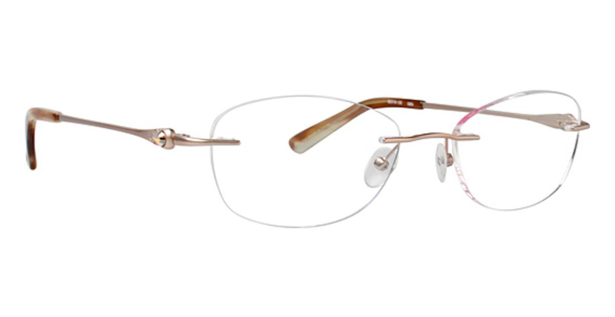 Eyeglasses Frames Rimless : Totally Rimless TR 211 Eyeglasses Frames