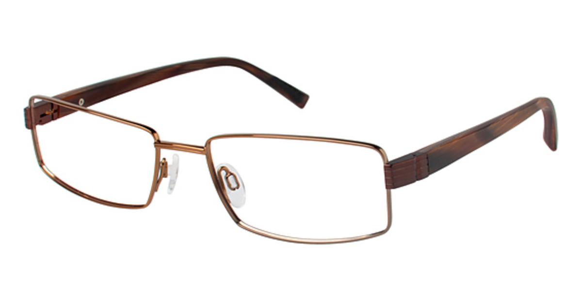 Eyeglass Frames Titanium : Charmant Titanium TI 10741 Eyeglasses Frames