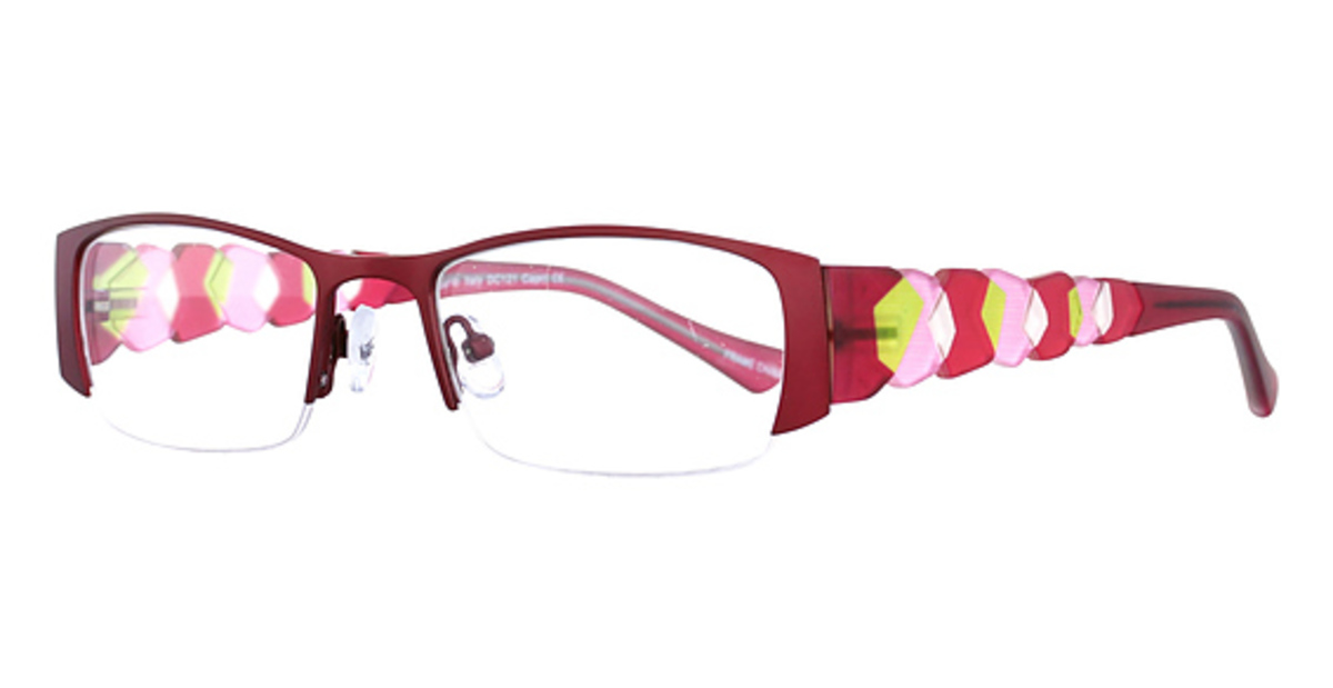 Capri Optics DC 121 Eyeglasses Frames