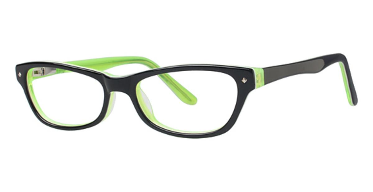 043d244ac60d ModZ Kids Rainbow Eyeglasses Frames