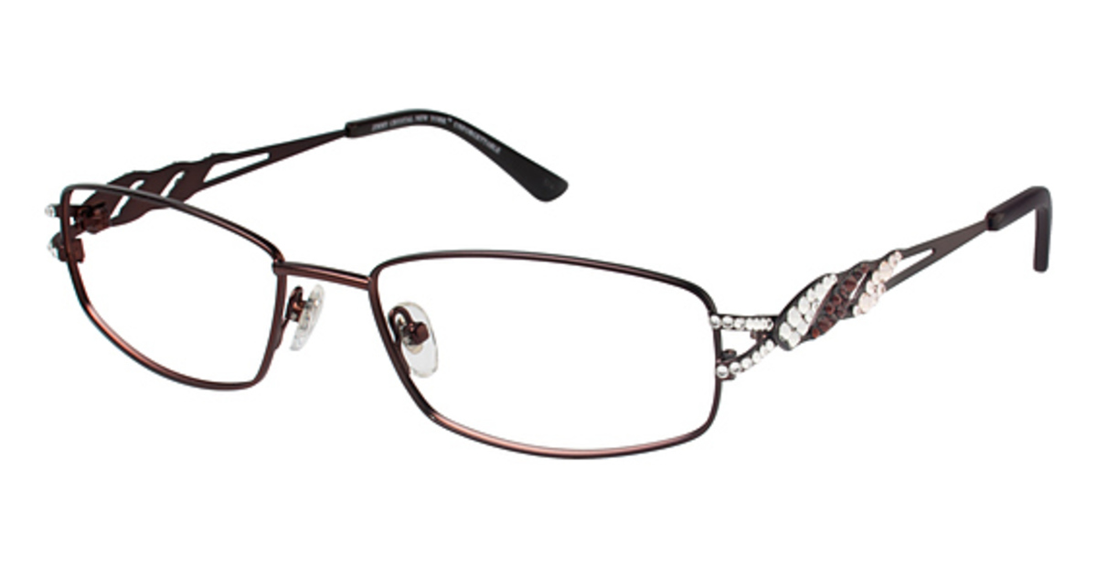 Eyeglass Frames New York : Jimmy Crystal New York Unforgettable Eyeglasses Frames