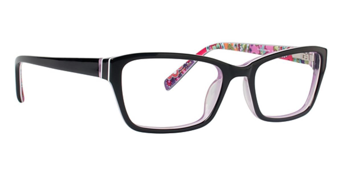 328383132536 Vera Bradley VB Marcella S. Eyeglasses