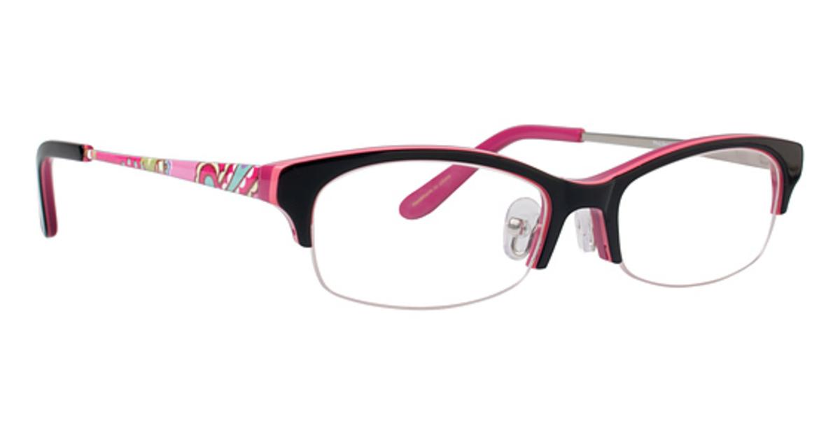 Vera Bradley Vb Helen R Eyeglasses Frames