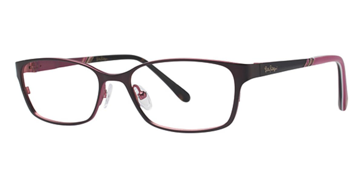 Eyeglass Frames Lilly Pulitzer : Lilly Pulitzer Beckett Eyeglasses Frames