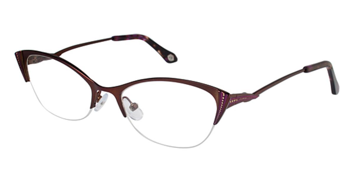 Lulu Guinness L764 Eyeglasses Frames