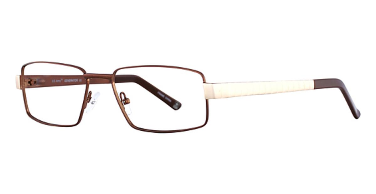 Glasses Frames Us : U.S. ARMY Generator Eyeglasses Frames
