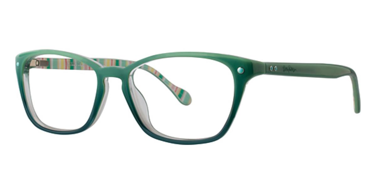 Eyeglass Frames Lilly Pulitzer : Lilly Pulitzer Kingsley Eyeglasses Frames