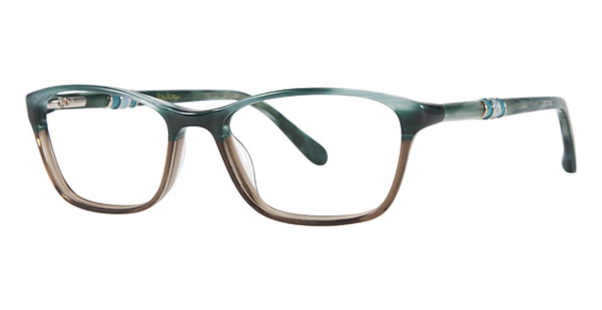 Lilly Pulitzer Emmaline Eyeglasses Frames