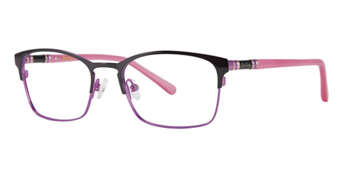 Eyeglass Frames Lilly Pulitzer : Lilly Pulitzer Daylin Eyeglasses Frames