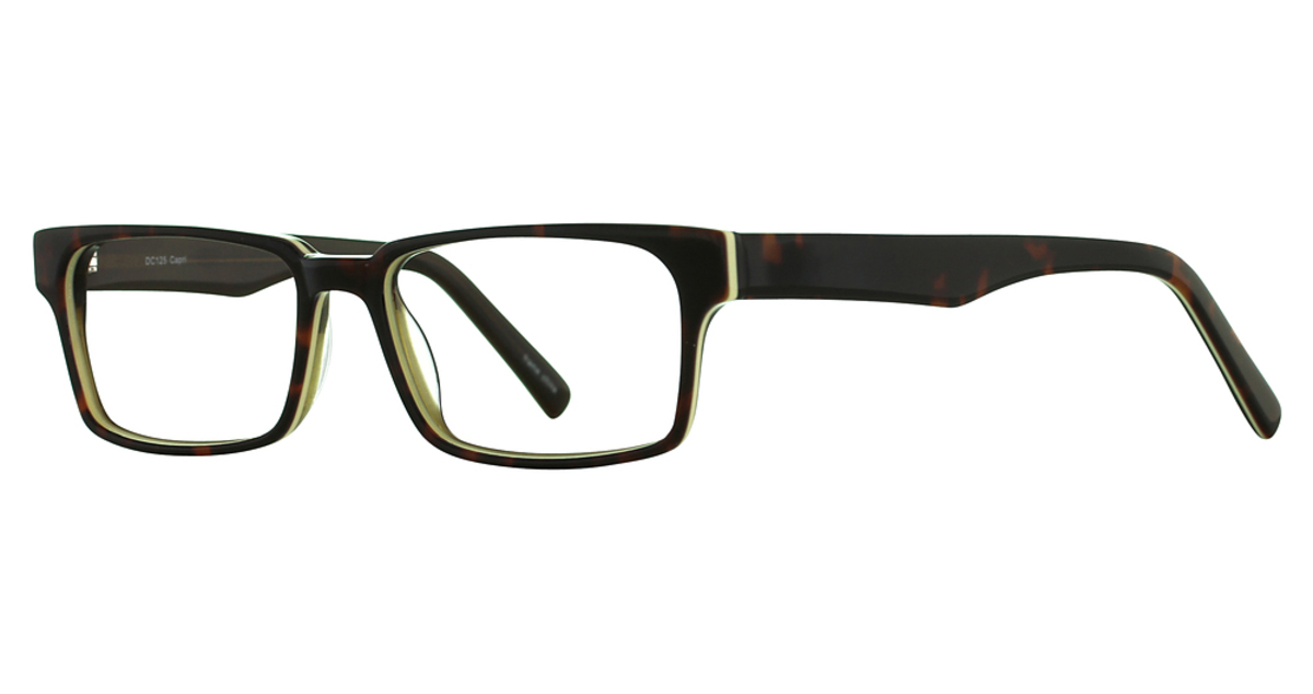 Capri Optics DC 125 Eyeglasses Frames