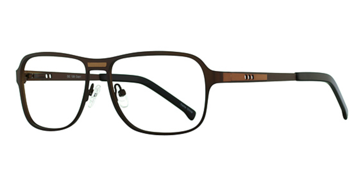 Capri Optics DC 126 Eyeglasses Frames