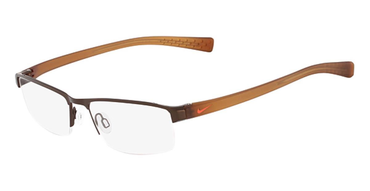 Eyeglass Frames By Nike : Nike 8095 Eyeglasses Frames