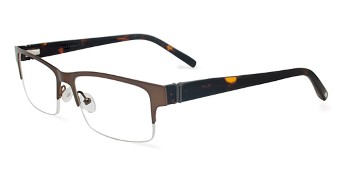 Eyeglass Frames New York : Jones New York Men J349 Eyeglasses Frames