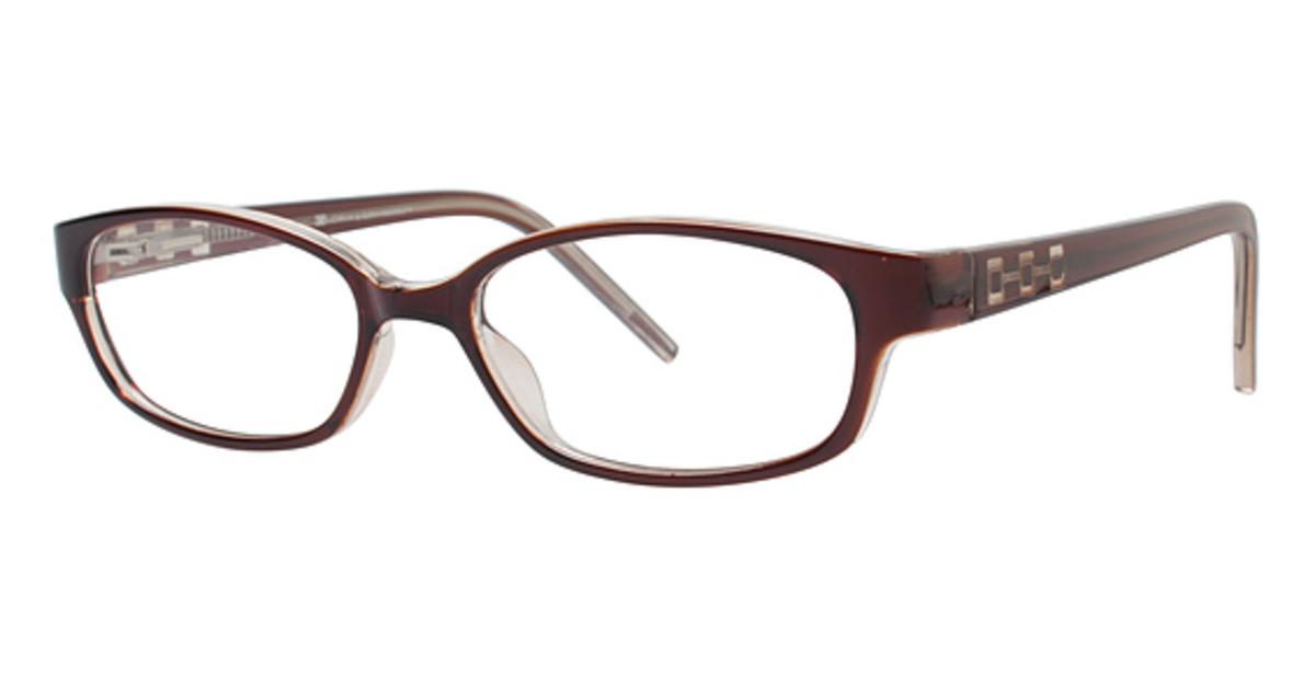 Eyeglass Frames Gloria Vanderbilt : Gloria Vanderbilt Gloria By 4037 Eyeglasses Frames