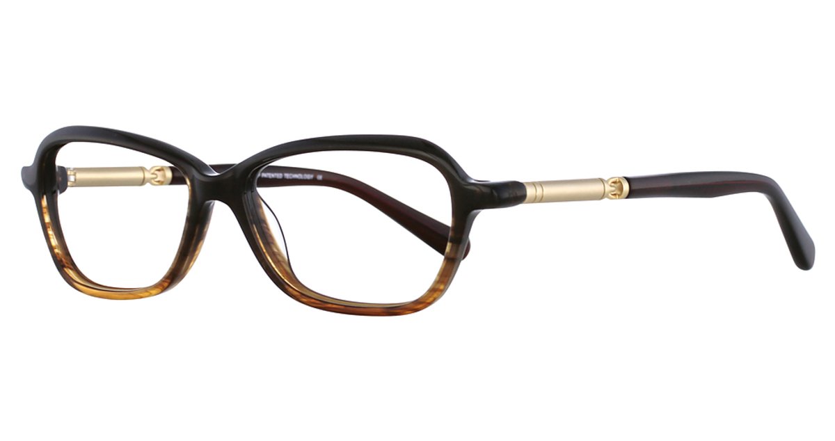 Aspex Easy Clip Eyeglass Frames : Aspex EC336 Eyeglasses Frames