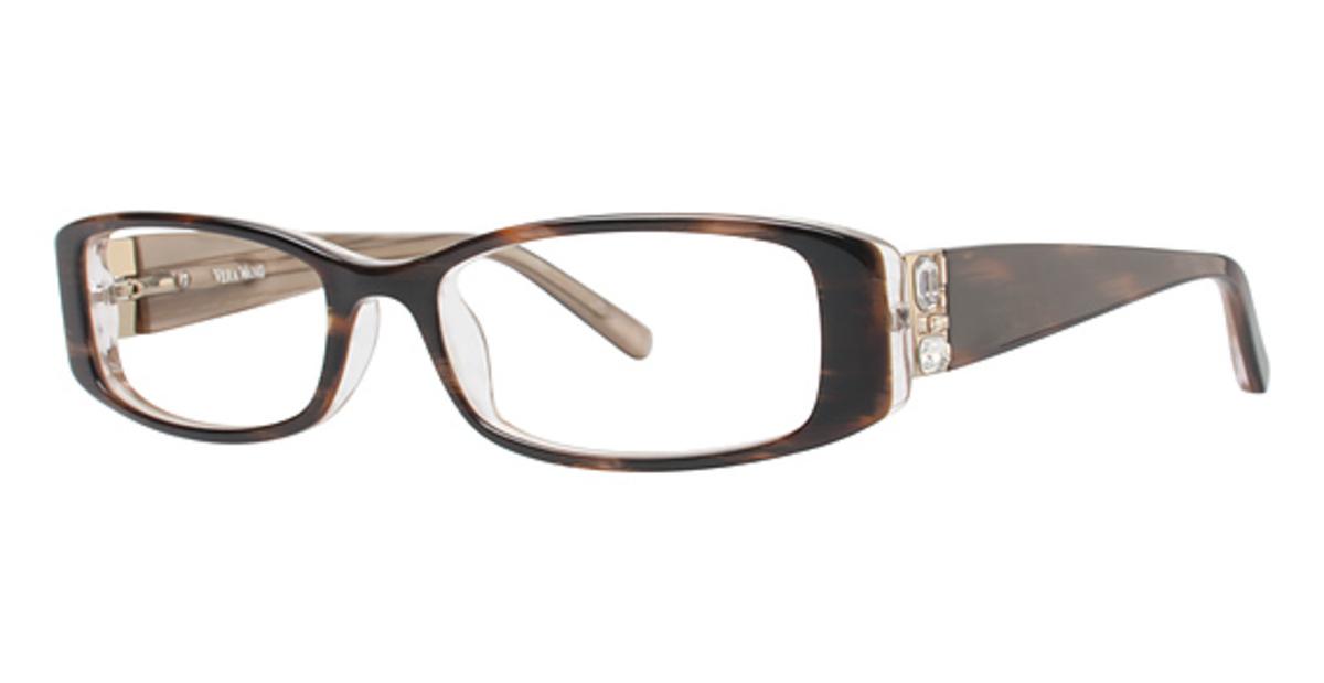 vera wang v355 eyeglasses frames