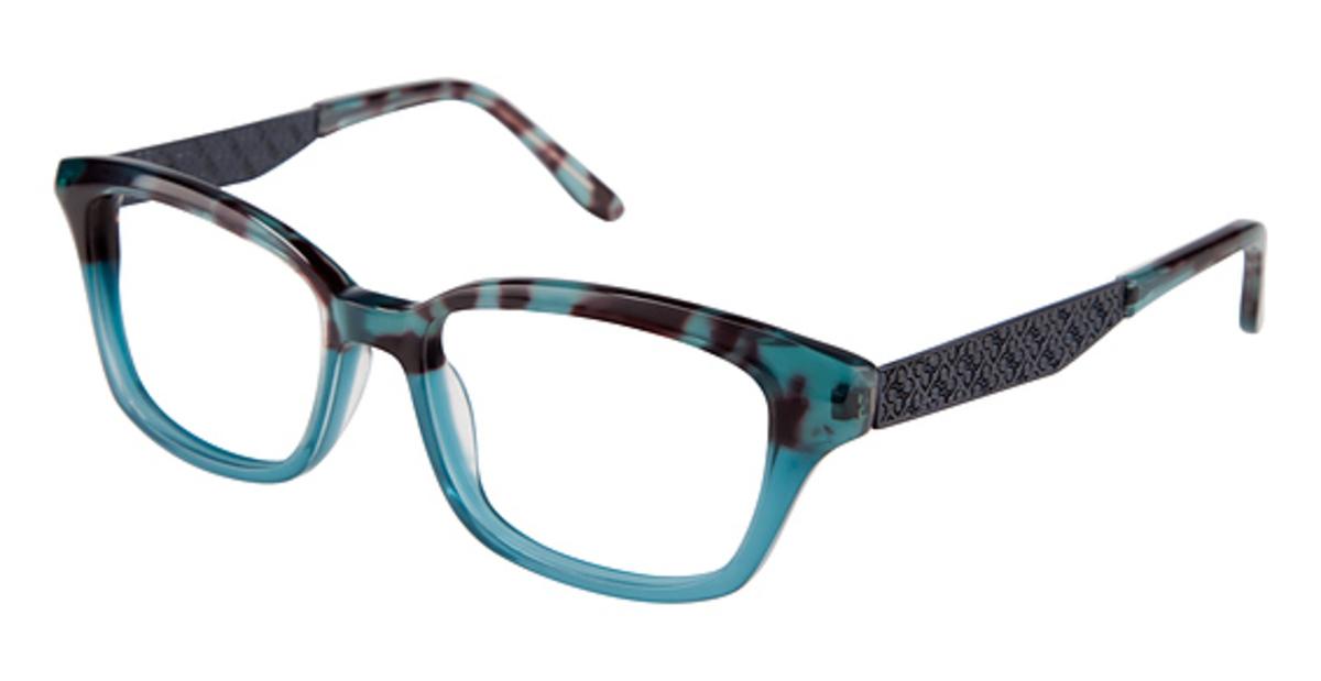 BCBG Max Azria Simona Eyeglasses Frames
