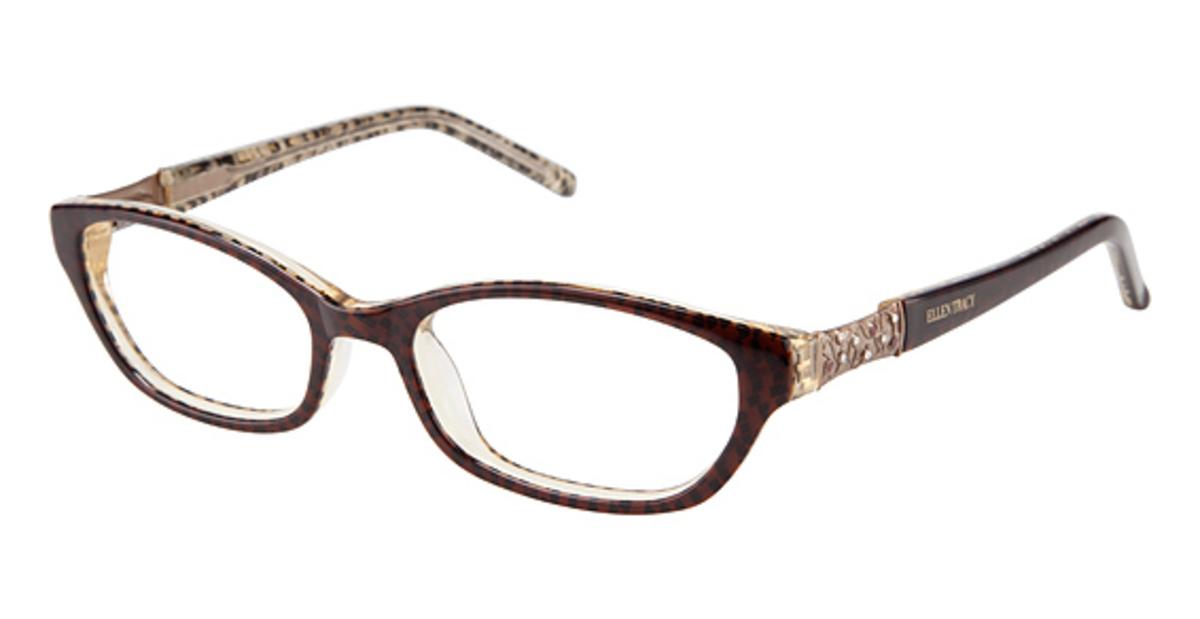 Ellen Tracy London Eyeglasses Frames