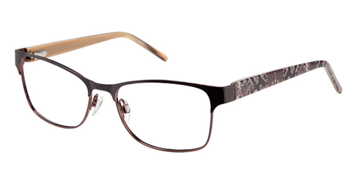 Ellen Tracy Tirana Eyeglasses Frames