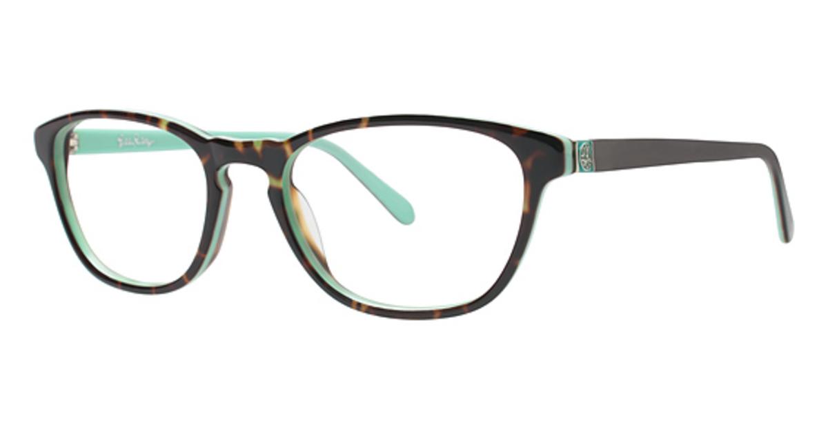Eyeglass Frames Lilly Pulitzer : Lilly Pulitzer Palmer Eyeglasses Frames