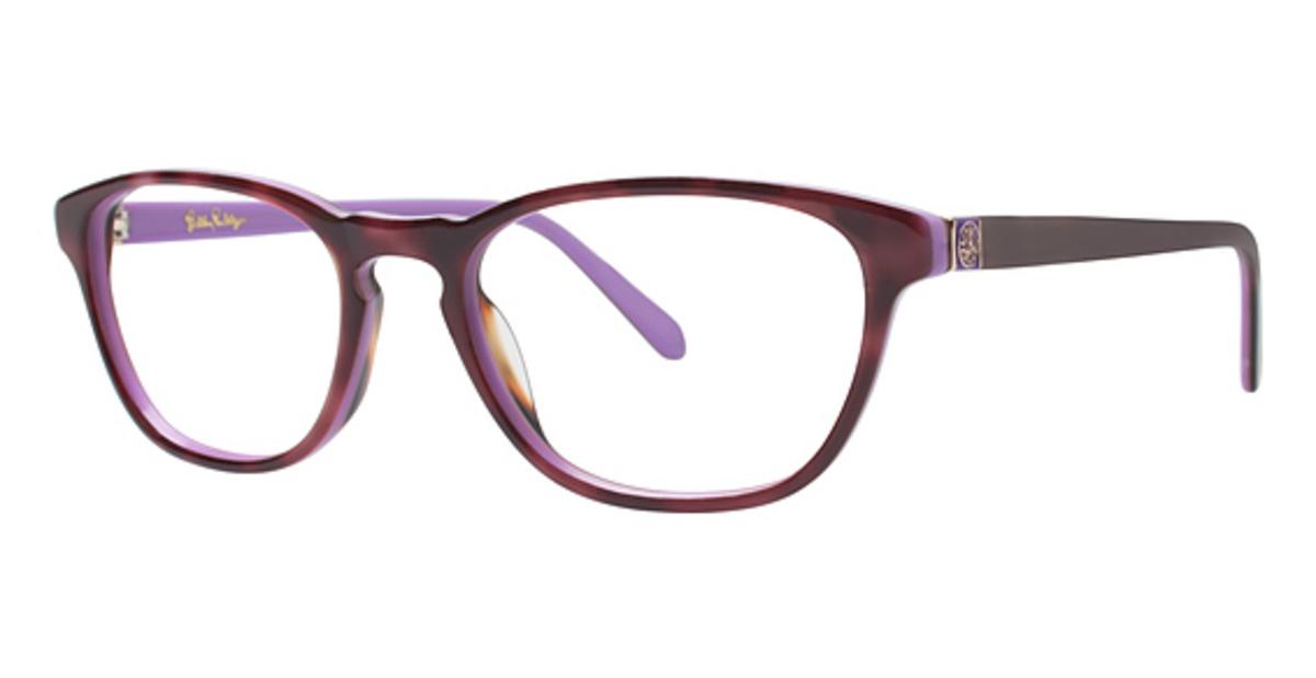 f87877b8c3b5 Lilly Pulitzer Palmer Eyeglasses Frames