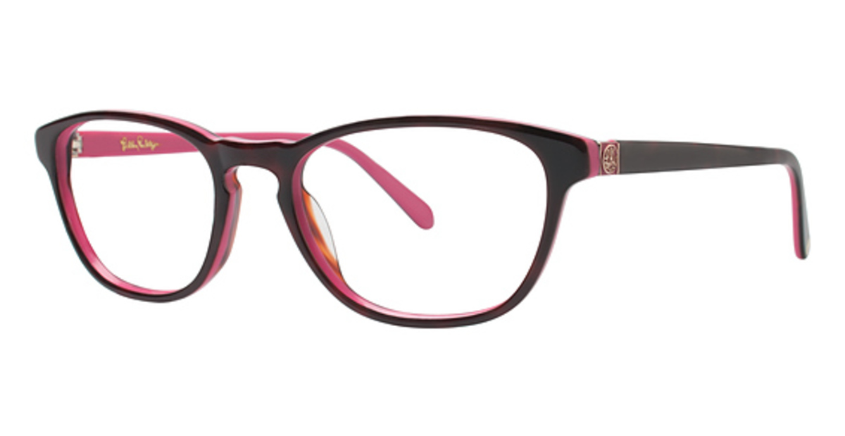 179c66c84a01c Lilly Pulitzer Palmer Eyeglasses Frames