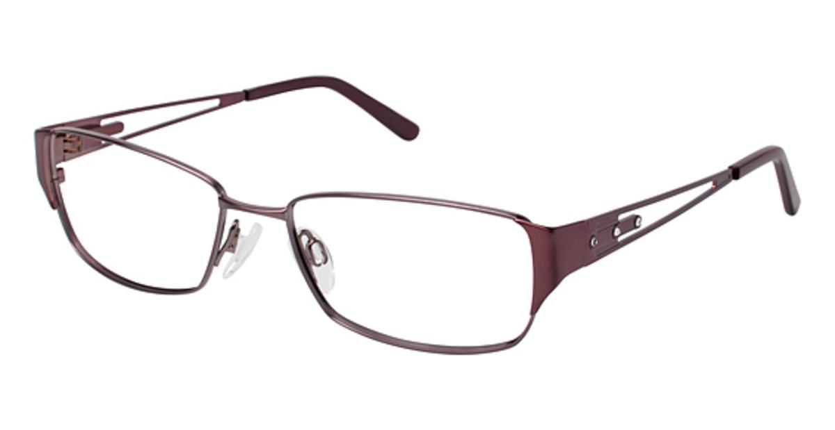 Best Titanium Frame Glasses : Charmant Titanium TI 12121 Eyeglasses Frames