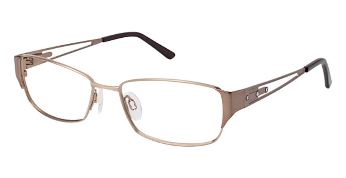 Eyeglasses Frame Titanium : Charmant Titanium TI 12121 Eyeglasses Frames