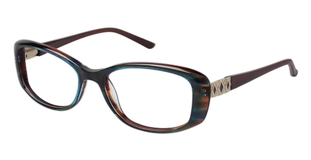ELLE EL 13385 Eyeglasses Frames