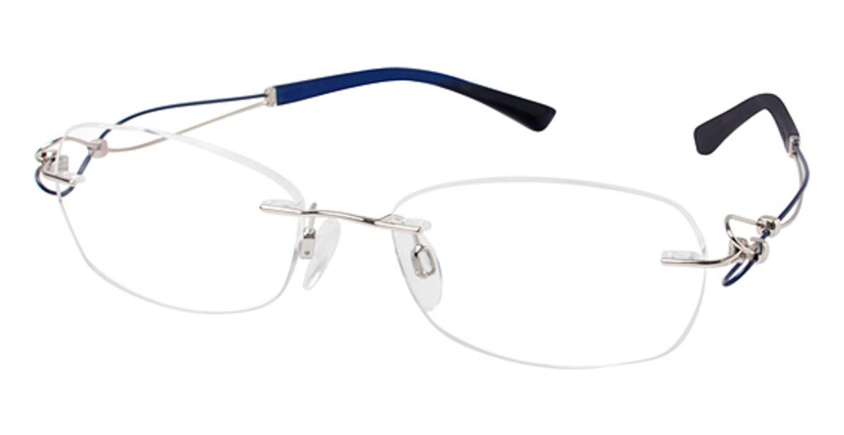 Eyeglass Frame Lines : Line Art XL 2064 Eyeglasses Frames