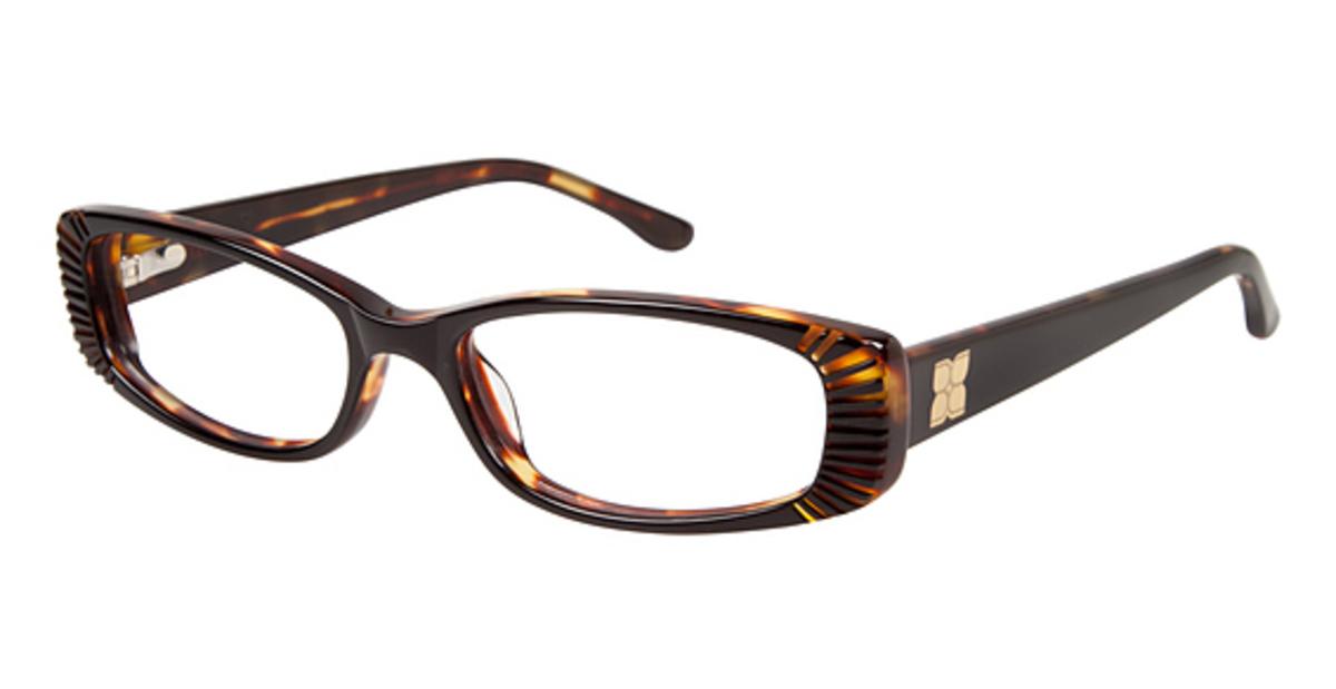 bcbg max azria lunette eyeglasses frames