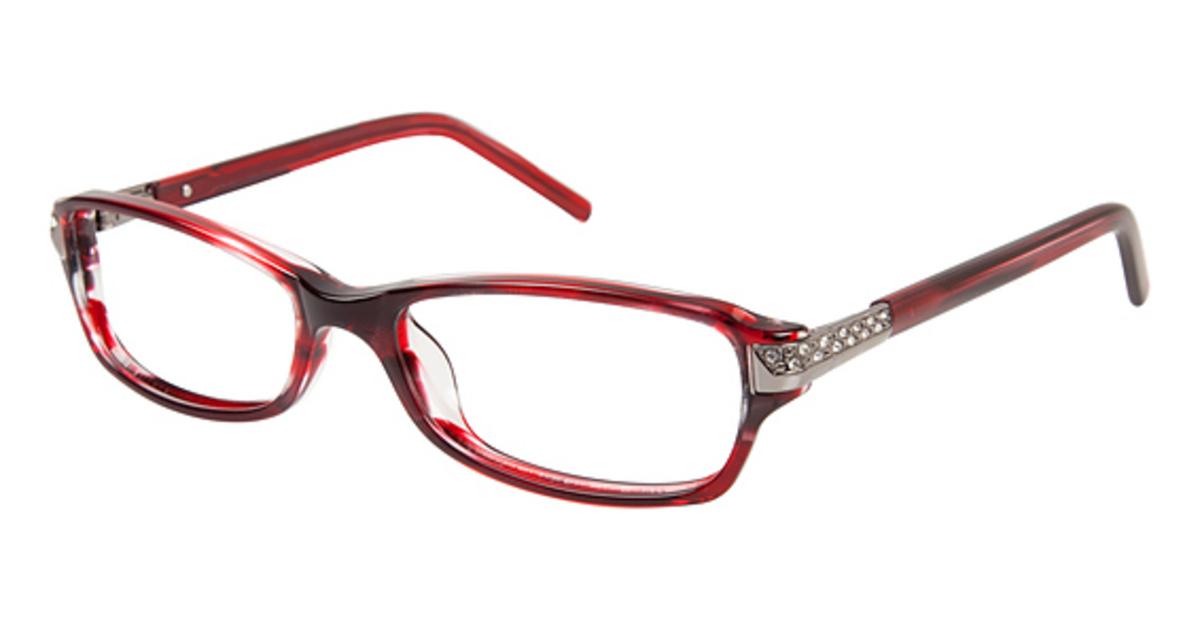 Ellen Tracy Eleni Eyeglasses Frames